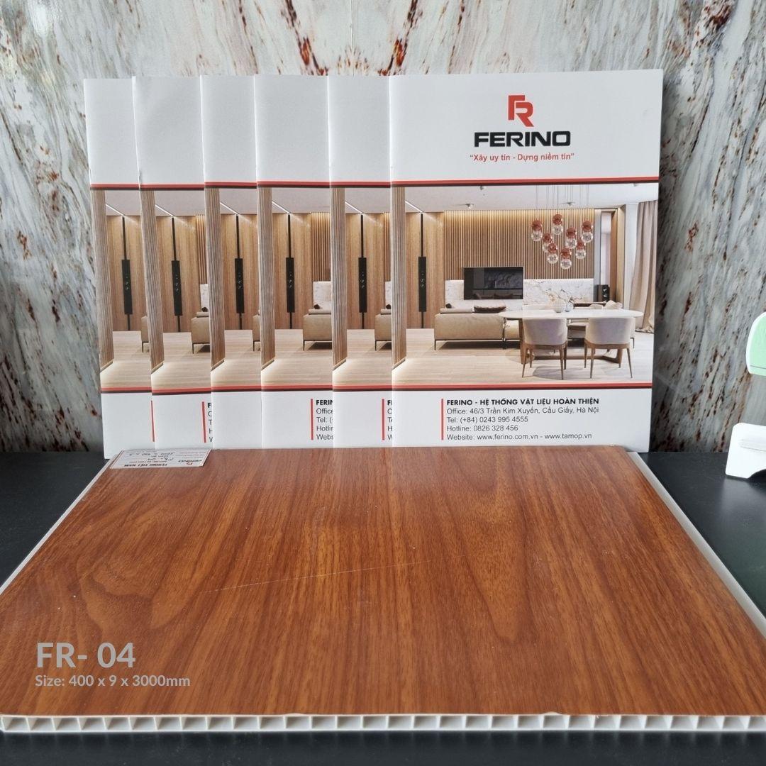 Bảng báo giá tấm PVC vân gỗ