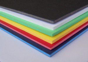 Nhựa tấm PVC