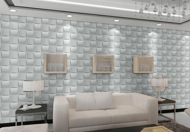 Tấm nhựa ốp tường chống ẩm mang lại hiệu quả cao
