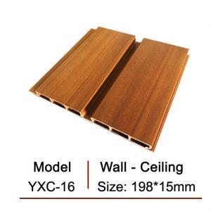 Gỗ nhựa composite - Louver - Ferino | Phân phối & Thi công ốp tường