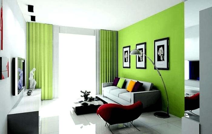 Một số gợi ý lựa chọn tấm ốp tường nhựa cho phòng khách nhà bạn-1