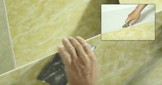 Hướng dẫn thi công tấm nhựa giả đá PVC chuẩn đúng kỹ thuật-2