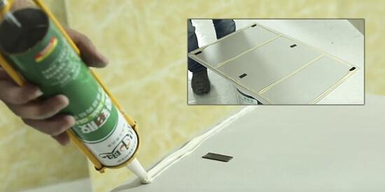 Hướng dẫn thi công tấm nhựa giả đá PVC chuẩn đúng kỹ thuật-3