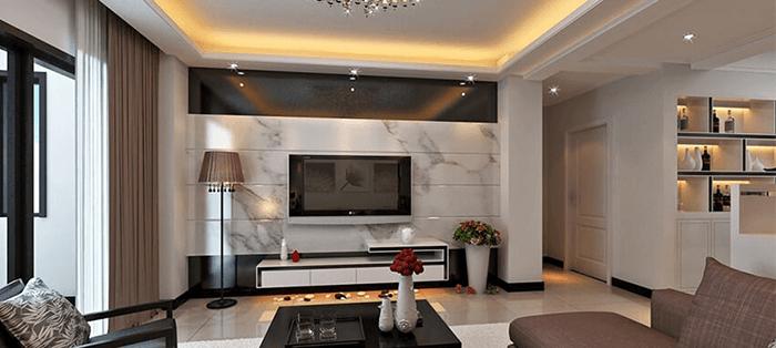 Một số gợi ý lựa chọn tấm ốp tường nhựa cho phòng khách nhà bạn-5