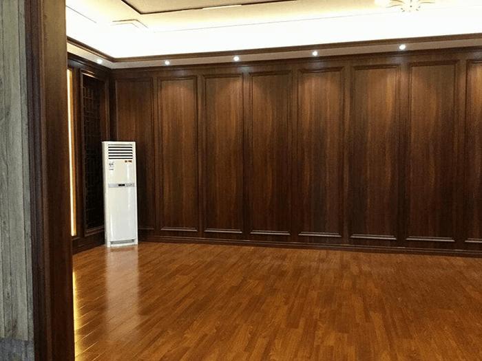 Tấm ốp tường composite giả gỗ vật liệu trang trí nhà hiện đại-4
