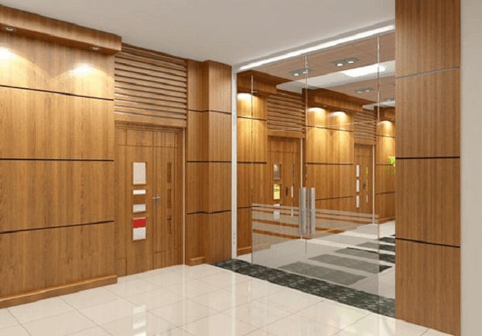Tấm ốp tường composite giả gỗ vật liệu trang trí nhà hiện đại-5