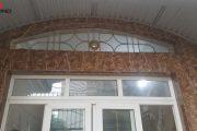 Thi công tấm ốp PVC mặt tiền và không gian phòng khách tại Bà Triệu, Hà Nội