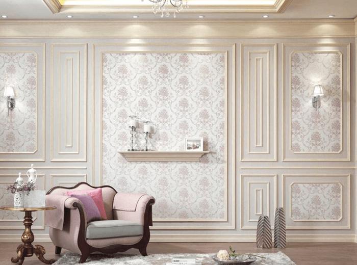 Ưu điểm vượt trội của phào chỉ trang trí trong thiết kế nội thất-1