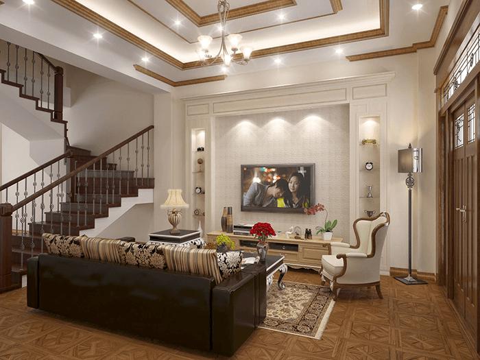 Ưu điểm vượt trội của phào chỉ trang trí trong thiết kế nội thất-6