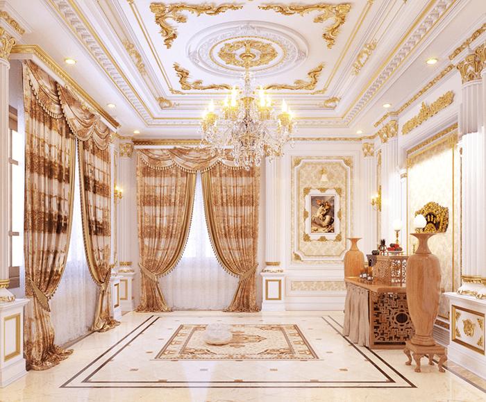 Ưu điểm vượt trội của từng loại phào chỉ trang trí trong trang trí nội thất-4