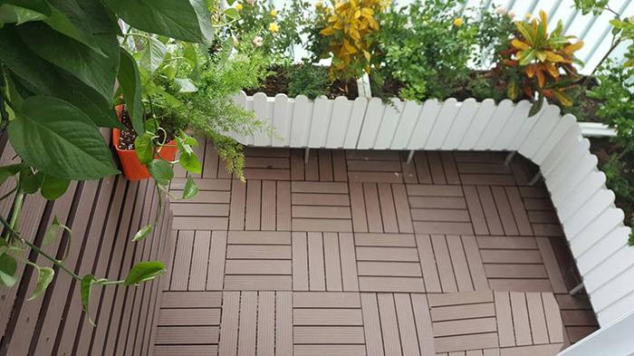 Các loại sàn gỗ nhựa composite và báo giá chi tiết cập nhật mới nhất