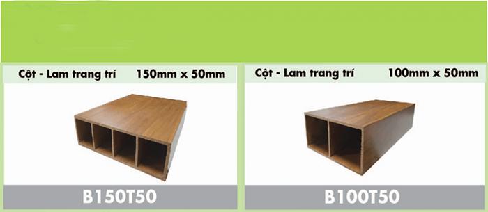 Đôi nét về lam gỗ nhựa trong nhà và ngoài trời