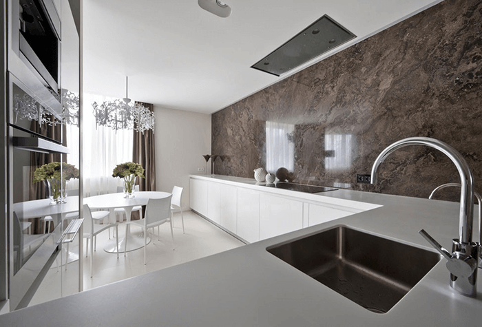 Tấm nhựa PVC vân đá - Vật liệu trang trí nhà hiện đại-2