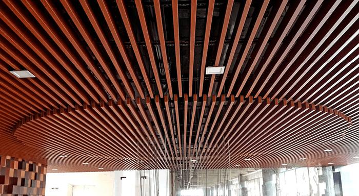Tấm ốp tường composite giả gỗ vật liệu trang trí nhà hiện đại-10