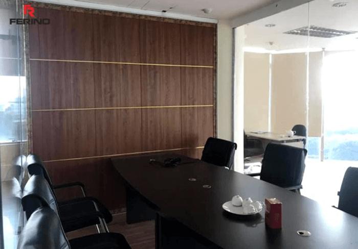 Tấm ốp tường giả gỗ - Sự bền bỉ trong không gian kiến trúc-5