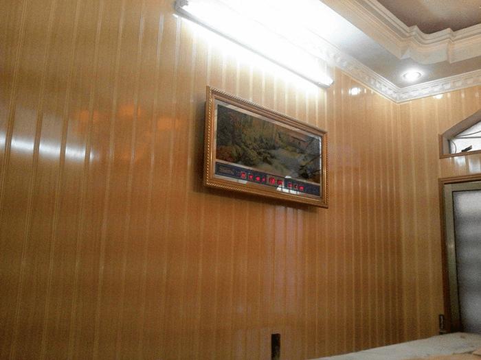 Tấm ốp tường giả gỗ - Sự bền bỉ trong không gian kiến trúc-8