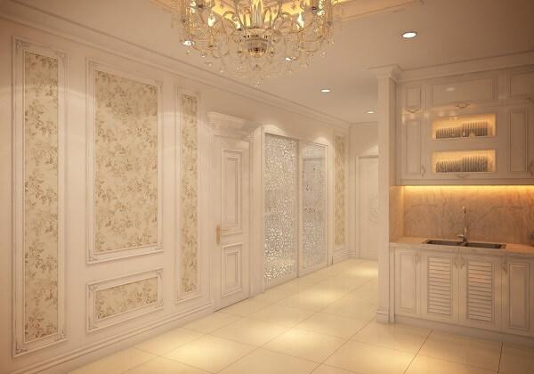 7 cách dùng phào chỉ trang trí làm đẹp không gian nội thất