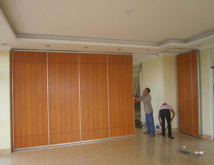 Vách ngăn nhựa PVC - vật liệu trang trí nội ngoại thất công nghệ cao